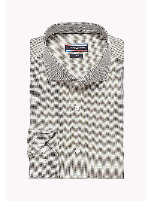 TOMMY HILFIGER Shawn Slim Fit Shirt - 209 - TOMMY HILFIGER Tailored - detail image 1