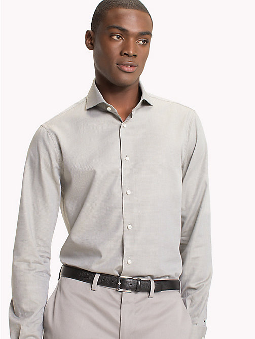 TOMMY HILFIGER Shawn Slim Fit Shirt - 209 - TOMMY HILFIGER Tailored - main image