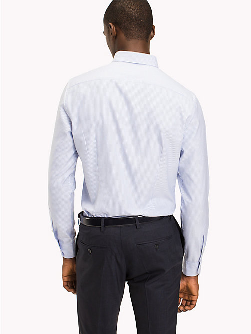 TOMMY HILFIGER Logan Slim Fit Shirt - 410 - TOMMY HILFIGER Tailored - detail image 1
