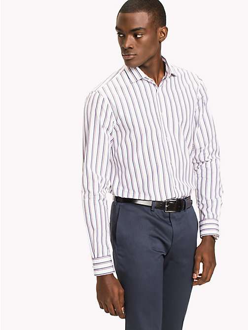 TOMMY HILFIGER Slim fit overhemd - 100 - TOMMY HILFIGER Tailored - main image