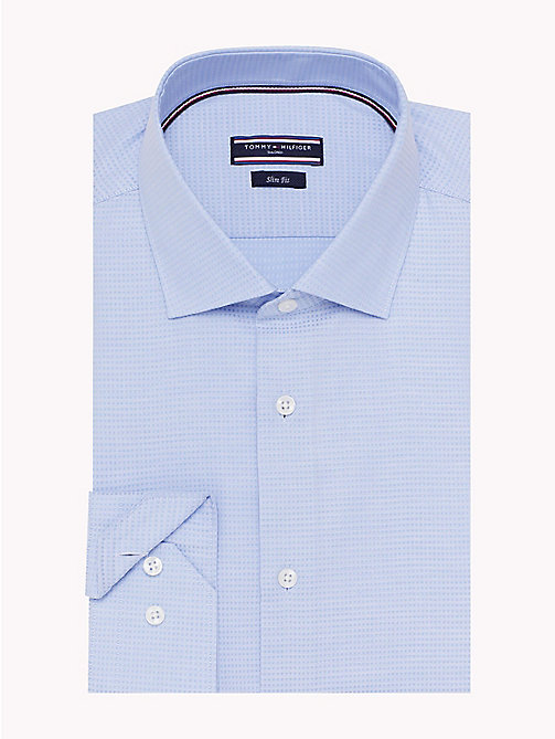 TOMMY HILFIGER Slim Fit Shirt - 400 - TOMMY HILFIGER Formal Shirts - detail image 1