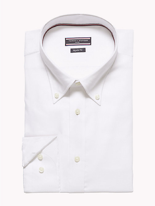 TOMMY HILFIGER Regular Fit Shirt - 100 - TOMMY HILFIGER Tailored - detail image 1