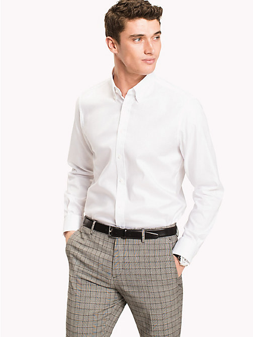 TOMMY HILFIGER Regular Fit Shirt - 100 - TOMMY HILFIGER Tailored - main image