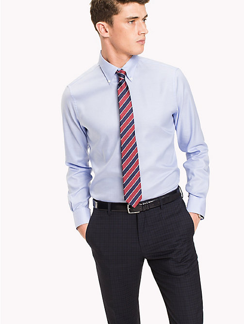 TOMMY HILFIGER Regular Fit Shirt - 415 - TOMMY HILFIGER Tailored - main image