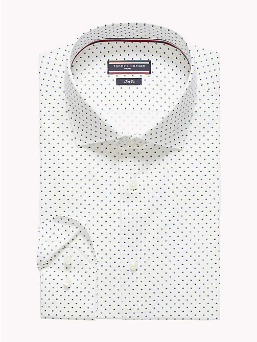 TOMMY HILFIGER Slim Fit Shirt - 103 - TOMMY HILFIGER Formal Shirts - detail image 1