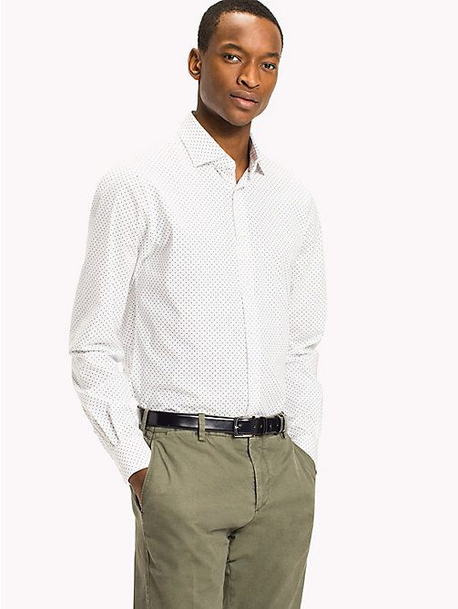 TOMMY HILFIGER Slim Fit Shirt - 103 - TOMMY HILFIGER Formal Shirts - main image