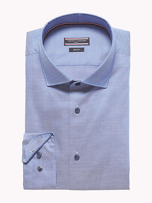TOMMY HILFIGER Slim Fit Shirt - 412 - TOMMY HILFIGER Tailored - detail image 1