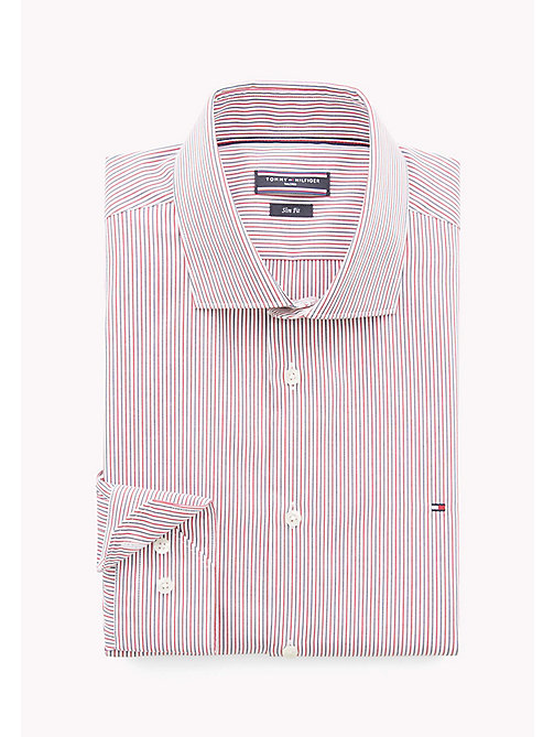 TOMMY HILFIGER Slim Fit Hemd - 610 -  Tailored - main image 1