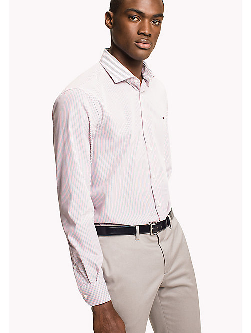 TOMMY HILFIGER Slim Fit Hemd - 610 -  Tailored - main image