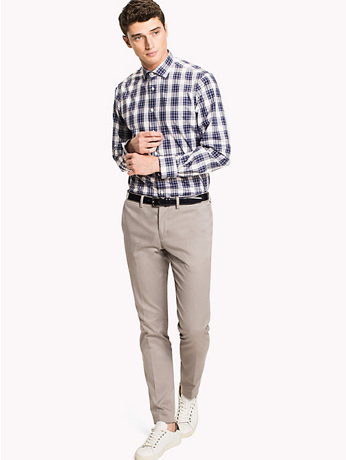 TOMMY HILFIGER Slim Fit Shirt - 420 - TOMMY HILFIGER Tailored - main image