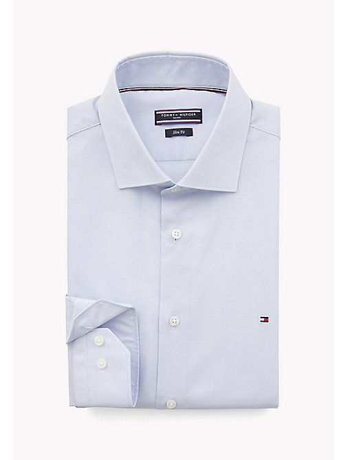 TOMMY HILFIGER Slim Fit Shirt - 410 - TOMMY HILFIGER Formal Shirts - detail image 1