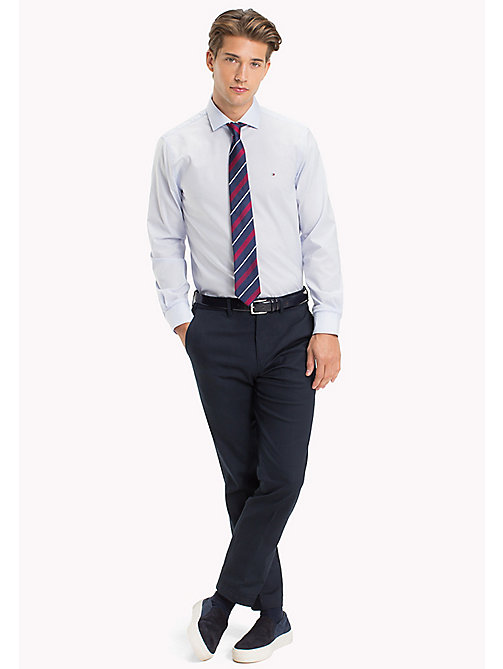 TOMMY HILFIGER Slim Fit Shirt - 410 - TOMMY HILFIGER Formal Shirts - main image