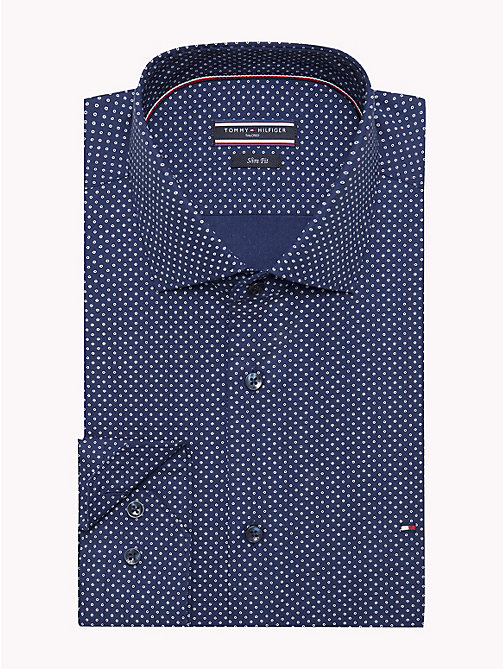 TOMMY HILFIGER Slim Fit Shirt - 428 - TOMMY HILFIGER Formal Shirts - detail image 1