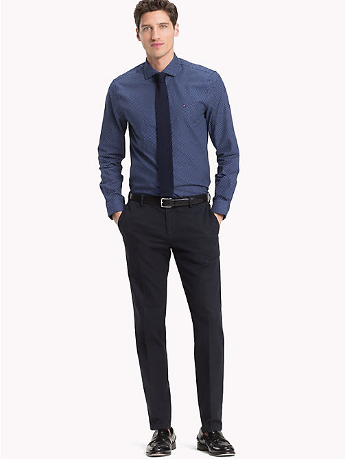 TOMMY HILFIGER Slim Fit Hemd - 428 - TOMMY HILFIGER Businesshemden - main image