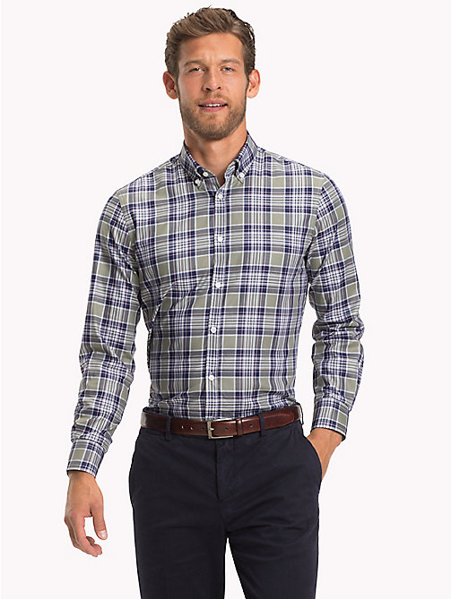 TOMMY HILFIGER Logan Slim Fit Shirt - 306 - TOMMY HILFIGER Suits & Tailored - main image