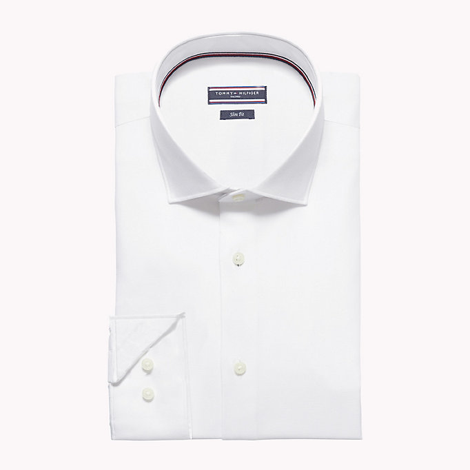 TOMMY HILFIGER Slim Fit Shirt - 413 - TOMMY HILFIGER Men - detail image 1