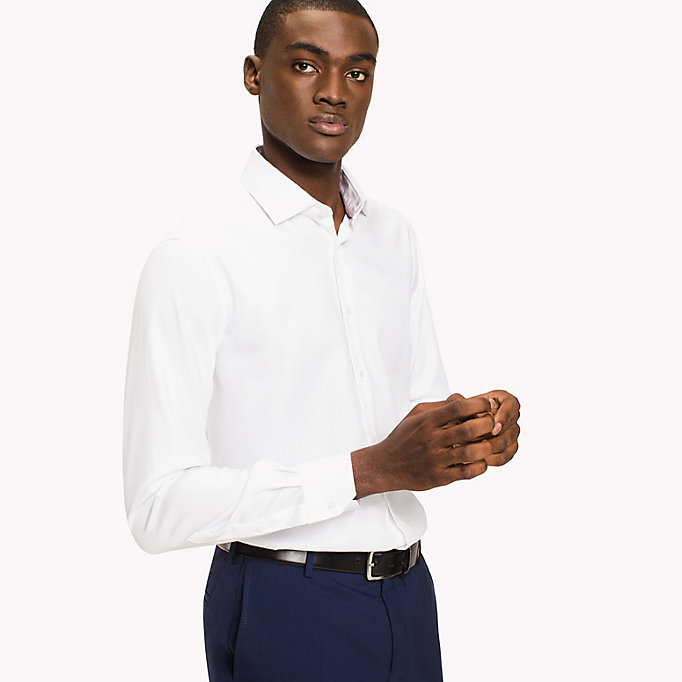 TOMMY HILFIGER Slim Fit Shirt - 413 - TOMMY HILFIGER Men - main image