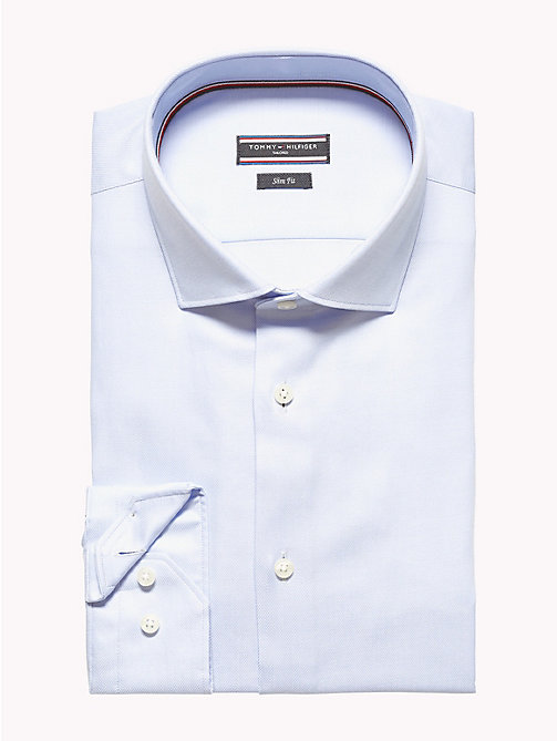TOMMY HILFIGER Slim Fit Hemd - 413 - TOMMY HILFIGER Tailored - main image 1
