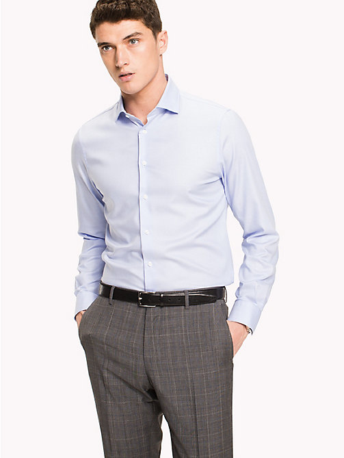 TOMMY HILFIGER Slim Fit Hemd - 413 - TOMMY HILFIGER Tailored - main image