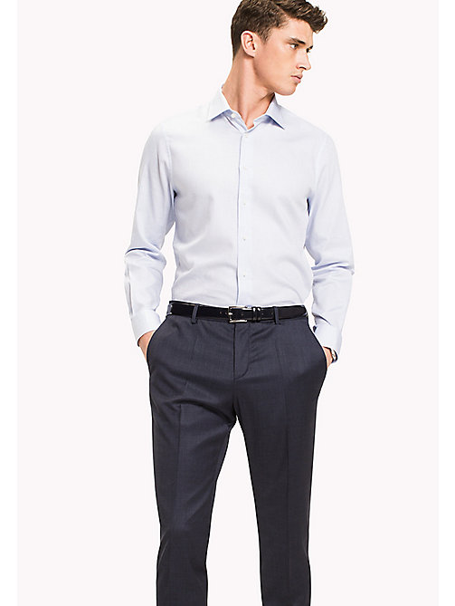 TOMMY HILFIGER Regular Fit Shirt - 410 - TOMMY HILFIGER Tailored - main image