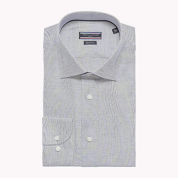 TOMMY HILFIGER Regular Fit Shirt - 410 - TOMMY HILFIGER Clothing - detail image 1