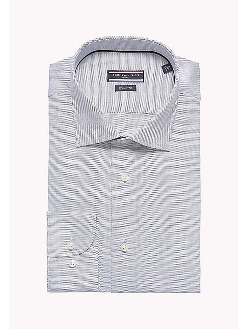 TOMMY HILFIGER Regular Fit Shirt - 420 - TOMMY HILFIGER Tailored - detail image 1