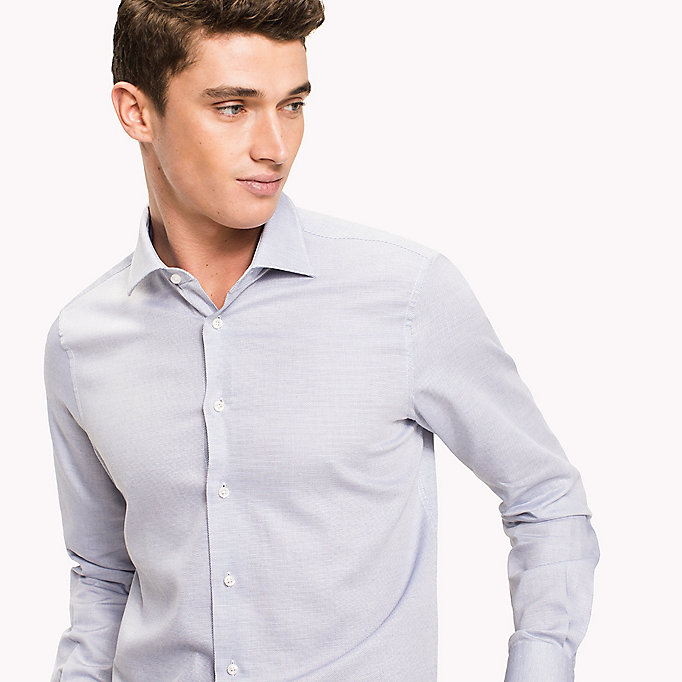 TOMMY HILFIGER Regular Fit Shirt - 410 - TOMMY HILFIGER Clothing - detail image 3