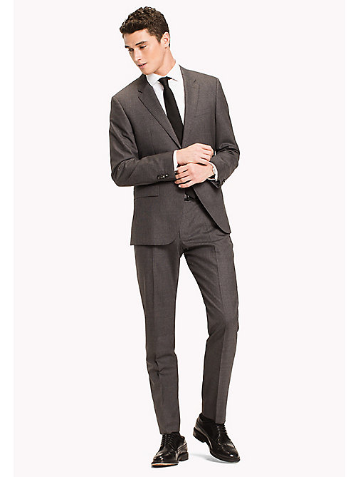 TOMMY HILFIGER Fitted Suit - 026 - TOMMY HILFIGER Blazers - main image