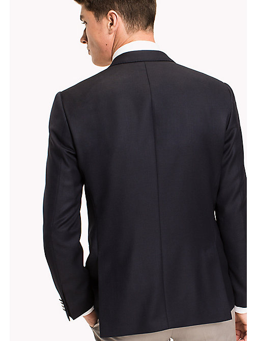 TOMMY HILFIGER Fitted Suit Separate Blazer - 429 - TOMMY HILFIGER Basics - detail image 1