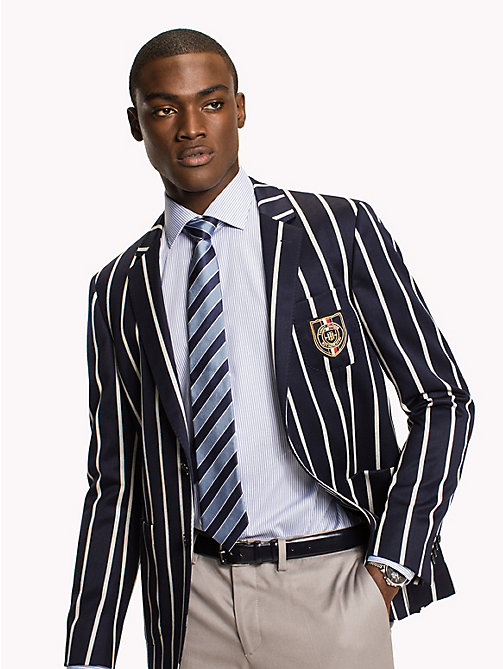 TOMMY HILFIGER Slim Fit Suit Separate Blazer - 427 - TOMMY HILFIGER Clothing - main image