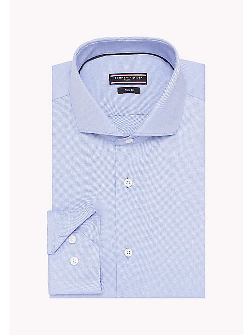 TOMMY HILFIGER Shawn Slim Fit Shirt - 415 - TOMMY HILFIGER Tailored - detail image 1