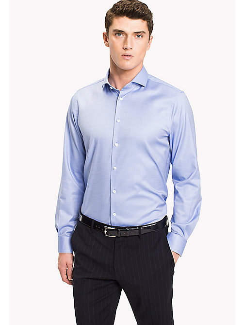TOMMY HILFIGER Shawn Slim Fit Shirt - 415 - TOMMY HILFIGER Tailored - main image