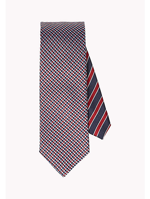 TOMMY HILFIGER Silk Tie - 615 - TOMMY HILFIGER Bags & Accessories - main image
