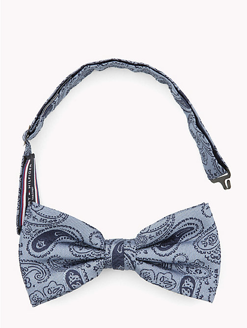 TOMMY HILFIGER Silk Bow Tie - 615 - TOMMY HILFIGER Bags & Accessories - main image
