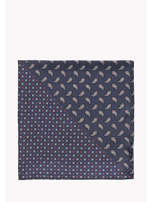 TOMMY HILFIGER Silk Pocket Square - 429 - TOMMY HILFIGER Ties & Pocket Squares - main image