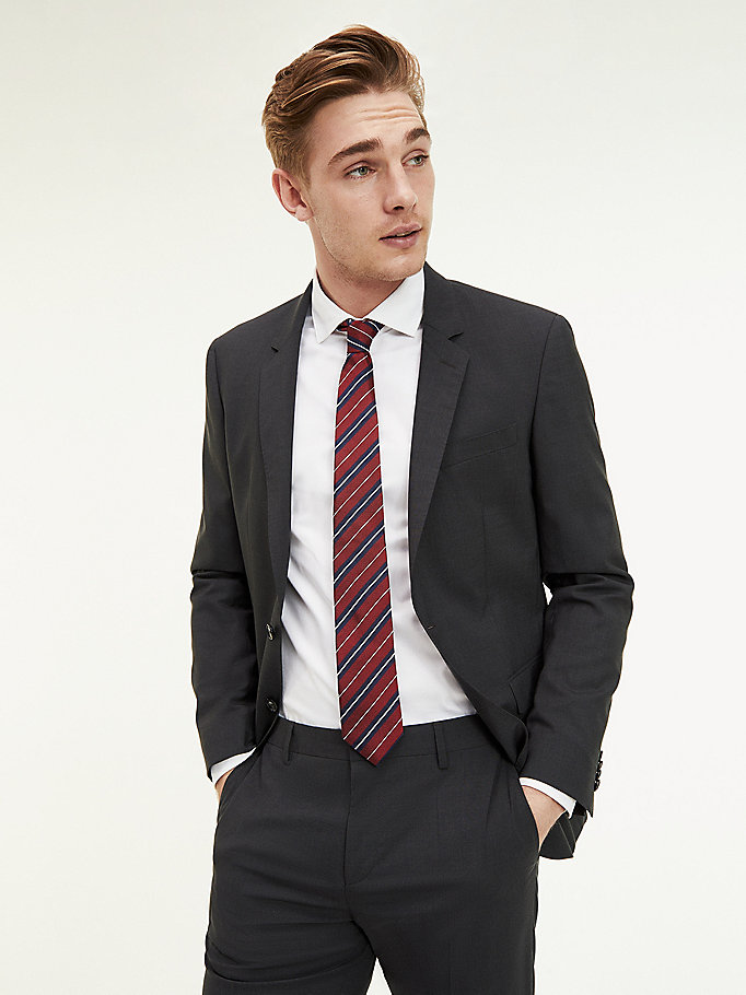 TOMMY HILFIGER Slim Fit Flex Technology Blazer - 099 - TOMMY HILFIGER Men - detail image 2
