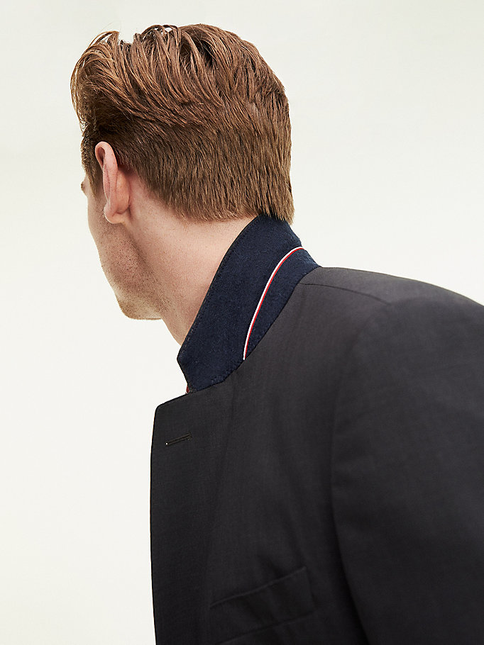 TOMMY HILFIGER Slim Fit Flex Technology Blazer - 099 - TOMMY HILFIGER Men - detail image 3
