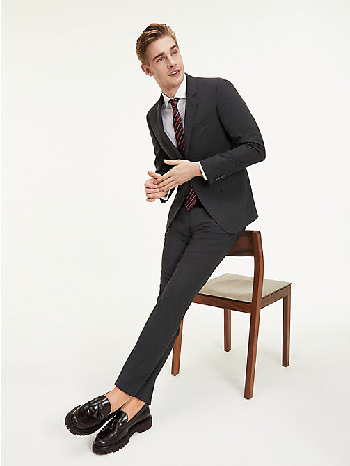 TOMMY HILFIGER Slim Fit Flex Technology Blazer - 024 - TOMMY HILFIGER Suit Separates - main image
