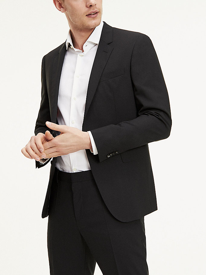 TOMMY HILFIGER Slim Fit Flex Technology Blazer - 427 - TOMMY HILFIGER Men - detail image 4