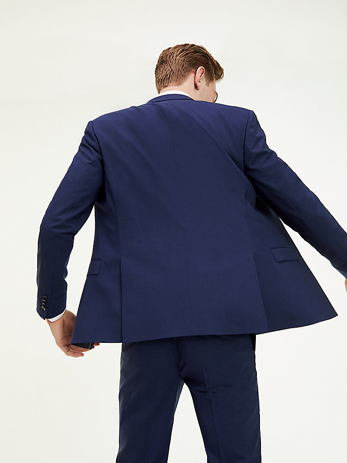 TOMMY HILFIGER Slim Fit Flex Technology Blazer - 024 - TOMMY HILFIGER Men - detail image 4
