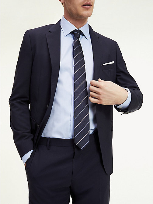 TOMMY HILFIGER Slim Fit Flex Technology Blazer - 427 - TOMMY HILFIGER Suit Separates - detail image 1