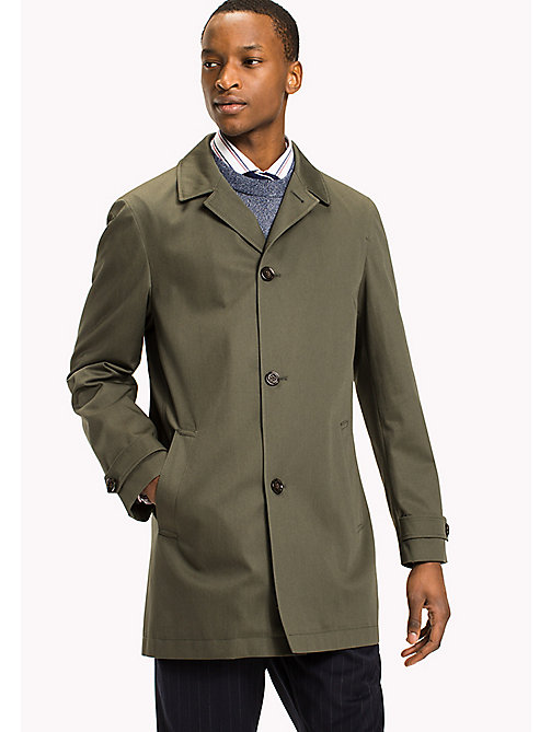 TOMMY HILFIGER Single Breasted Mac - 308 - TOMMY HILFIGER Coats & Jackets - main image