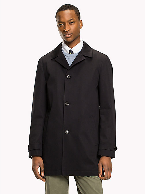 TOMMY HILFIGER Single Breasted Mac - 429 - TOMMY HILFIGER Coats & Jackets - main image