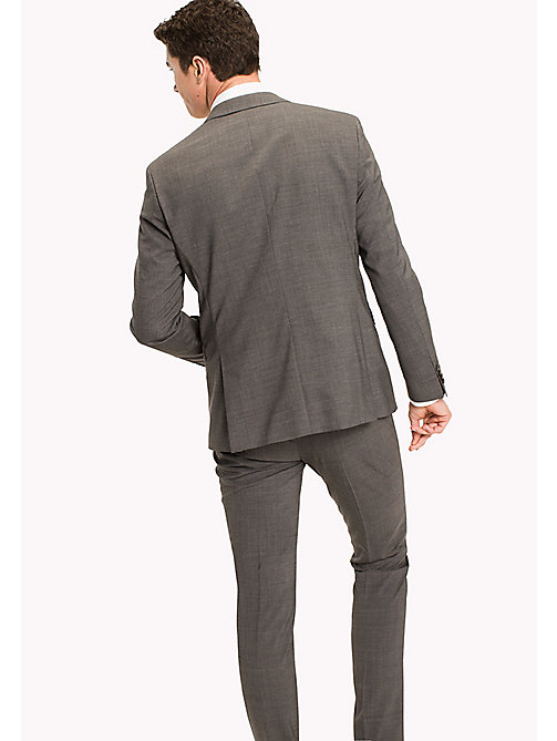 TOMMY HILFIGER Veste de costume slim fit - 020 - TOMMY HILFIGER Tailored - image détaillée 1
