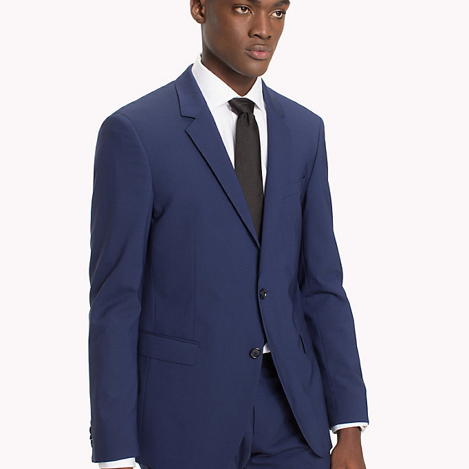 TOMMY HILFIGER Slim Fit Suit Separate Blazer - 020 - TOMMY HILFIGER Clothing - main image