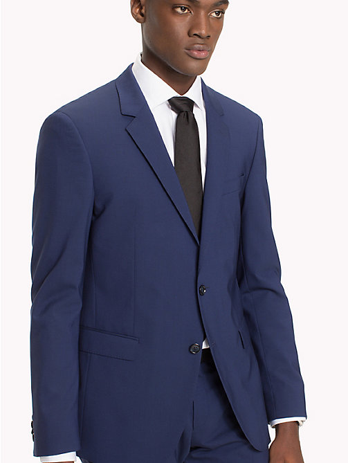TOMMY HILFIGER Slim Fit Suit Separate Blazer - 420 - TOMMY HILFIGER Tailored - main image