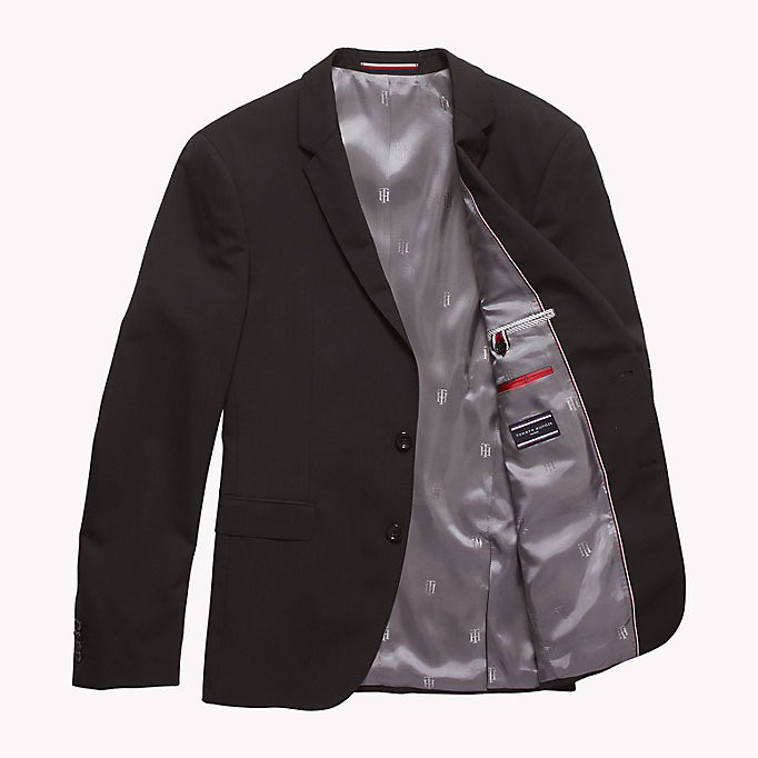 TOMMY HILFIGER Extra Slim Fit Suit Separate Blazer - 020 - TOMMY HILFIGER Clothing - detail image 4