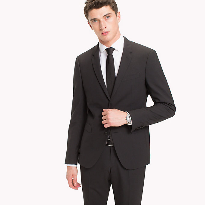 TOMMY HILFIGER Extra Slim Fit Suit Separate Blazer - 020 - TOMMY HILFIGER Clothing - main image
