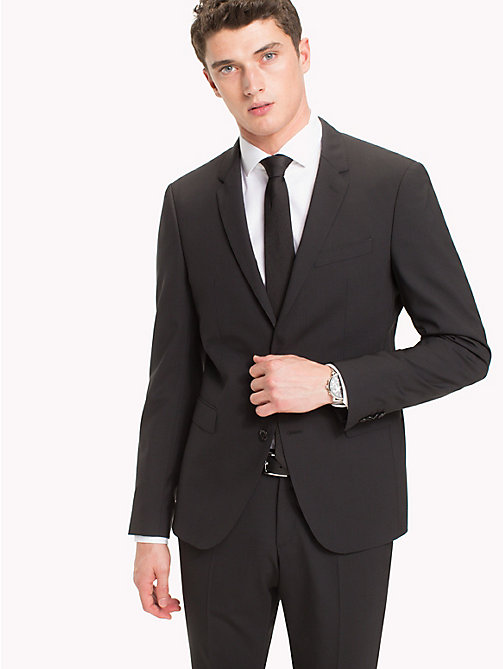 TOMMY HILFIGER Extra Slim Fit Suit Separate Blazer - 099 - TOMMY HILFIGER Tailored - main image