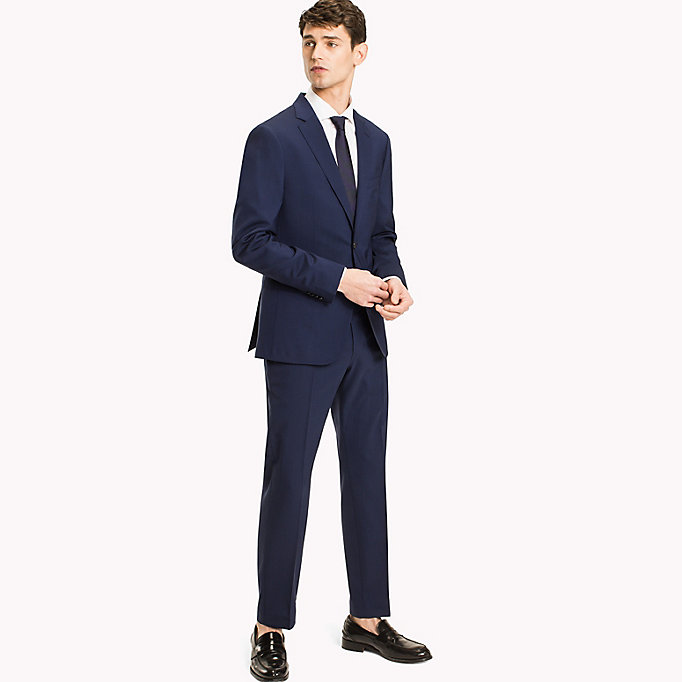TOMMY HILFIGER Extra Slim Fit Suit Separate Blazer - 099 - TOMMY HILFIGER Clothing - detail image 2